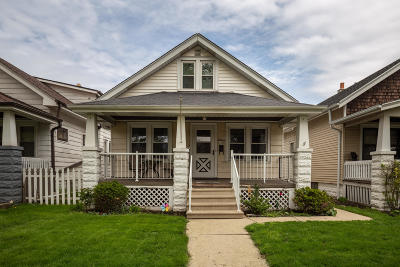 Milwaukee Single Family Home For Sale: 1118 N 50th St