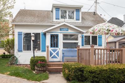 Delavan Single Family Home For Sale: 1305 Evergreen St