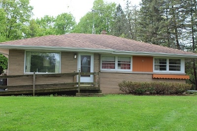 New Berlin Single Family Home Active Contingent With Offer: 16825 W Small Rd