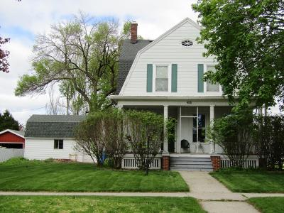 Watertown Single Family Home For Sale: 400 S Washington St