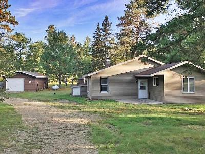 Pembine Single Family Home For Sale: N18344 Petite Ln