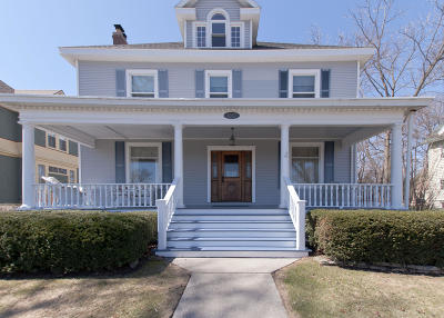 Marinette Single Family Home Active Contingent With Offer: 1907 Riverside Ave