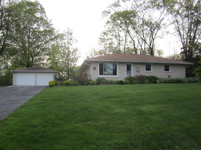 Muskego Single Family Home Active Contingent With Offer: W153s6365 Lawndale Pl