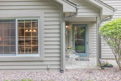 Waukesha County Condo/Townhouse For Sale: 18275 Brookfield Lake Dr #94