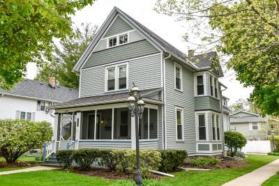 Lake Geneva Single Family Home For Sale: 1034 Dodge St