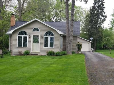 Waukesha County Single Family Home For Sale: 37626 Valley Rd