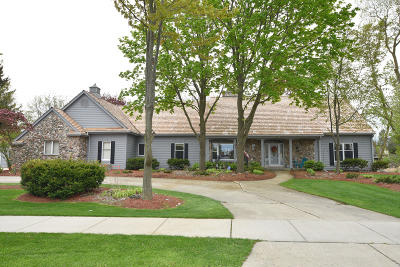 Cedarburg Single Family Home For Sale: N49w7007 Western Rd
