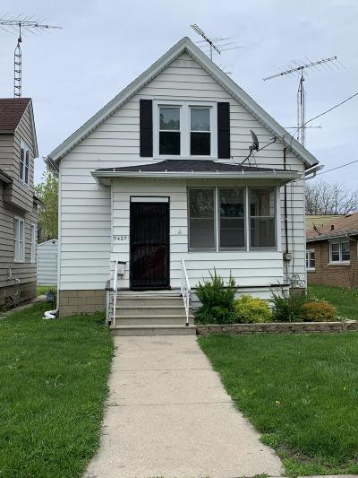 Kenosha Single Family Home For Sale: 5427 24th Ave