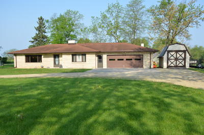 Coon Valley Single Family Home For Sale: W3607 Us Highway 14/61