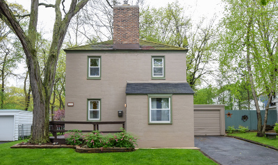 Greendale Single Family Home Active Contingent With Offer: 5591 W Arrowwood St