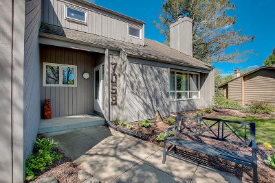 Single Family Home Active Contingent With Offer: 7053 Heathmeadow Ct