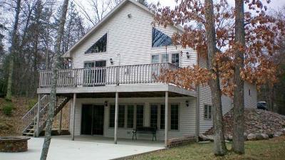 Crivitz Single Family Home For Sale: 15922 Flower Lake Dr