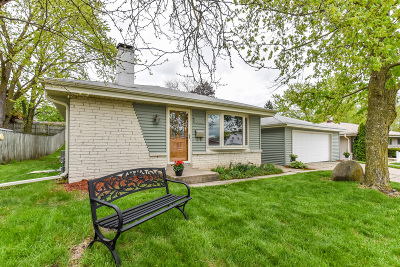 Single Family Home For Sale: 1925 Cardinal Dr