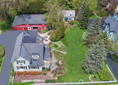 Cedarburg Single Family Home For Sale: N50w7312 Western Rd