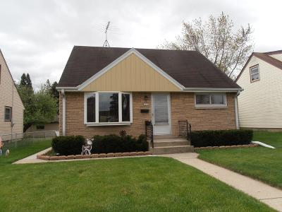 South Milwaukee Single Family Home For Sale: 1635 Marion Ave