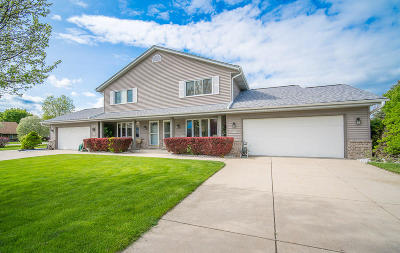 Muskego Two Family Home Active Contingent With Offer: S81w17172 Moonlight Ln