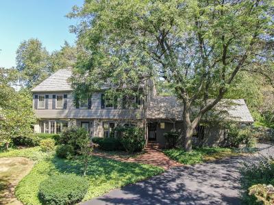 Milwaukee County Single Family Home For Sale: 9450 N Broadmoor Rd