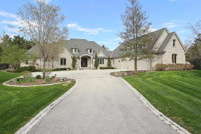 Mequon Single Family Home Active Contingent With Offer: 9712 N Range Line Rd