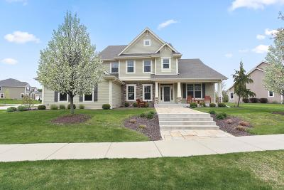 Cedarburg Single Family Home Active Contingent With Offer: N74w8144 Harvest Ln