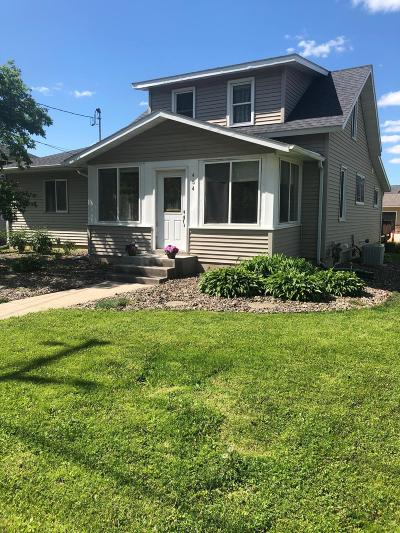 West Salem Single Family Home For Sale: 454 Garland St W