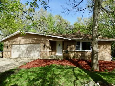 Pleasant Prairie WI Single Family Home For Sale: $269,900