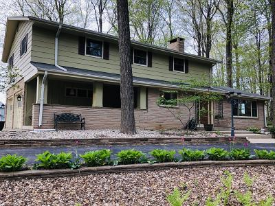 Grafton Single Family Home Active Contingent With Offer: 1432 Fox Ln