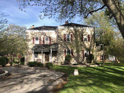 Ozaukee County Single Family Home For Sale: 308 N Port Washington Rd