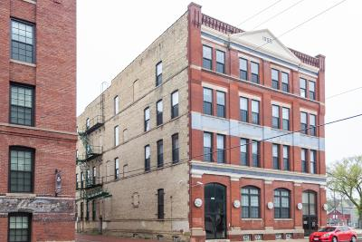 Milwaukee County Condo/Townhouse For Sale: 1017 S 2nd St #201