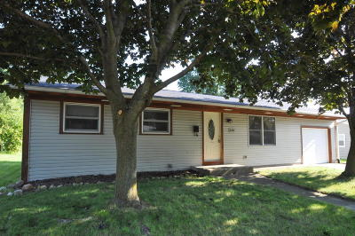 Hartford Single Family Home Active Contingent With Offer: 620 Pleasant Ave