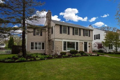 Whitefish Bay Single Family Home Active Contingent With Offer: 5251 N Santa Monica Blvd