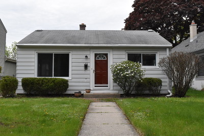 Milwaukee County Single Family Home For Sale: 2873 N 75th St