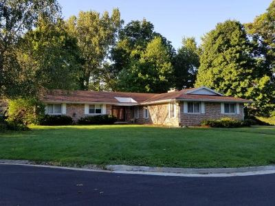 Jefferson Single Family Home Active Contingent With Offer: 726 Oakwood Ct