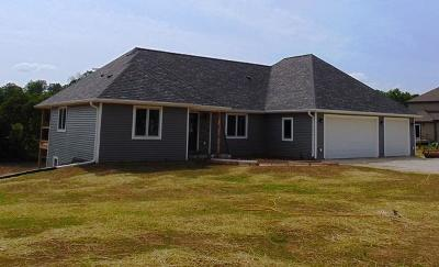 Plymouth Single Family Home For Sale: N7065 Windchime Ct