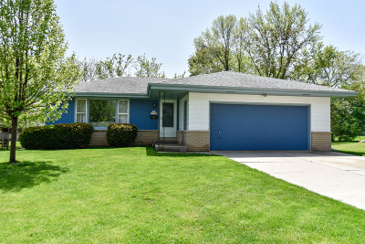 Menomonee Falls Single Family Home Active Contingent With Offer: N89w15955 Cleveland Ave