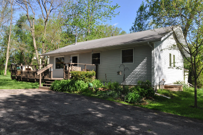 Delavan Single Family Home Active Contingent With Offer: 4125 Spruce St
