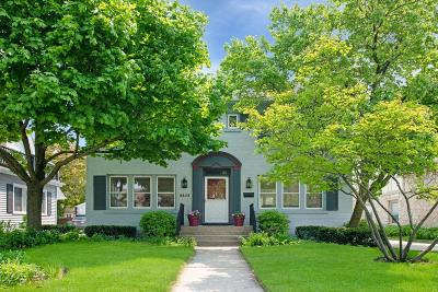 Shorewood Single Family Home For Sale: 4424 N Maryland Ave