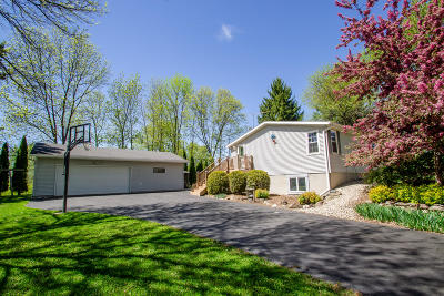 Watertown Single Family Home Active Contingent With Offer: W2506 Circle Dr