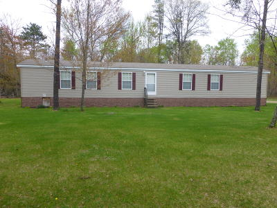 Marinette County Single Family Home For Sale: W10234 Cherri Ln