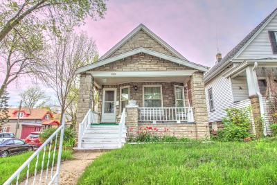 Milwaukee Single Family Home For Sale: 3234 W Lapham Street