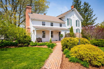 Grafton Single Family Home Active Contingent With Offer: 1235 E Sauk Rd