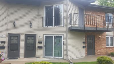 Germantown Condo/Townhouse Active Contingent With Offer: W168n11487 El Camino Dr #4.6