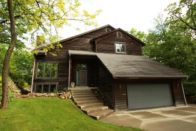 Waukesha Single Family Home Active Contingent With Offer: S38w32084 County Road D