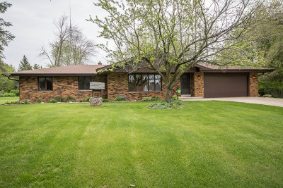 Lisbon Single Family Home Active Contingent With Offer: W225n8090 Rolling Hills Dr