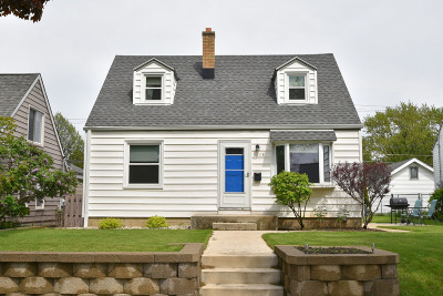 Milwaukee Single Family Home For Sale: 3628 N 100th St