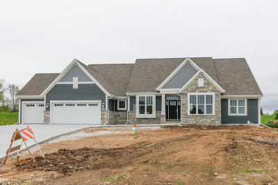 Pewaukee Single Family Home For Sale: W239n3715 River Birch Ct