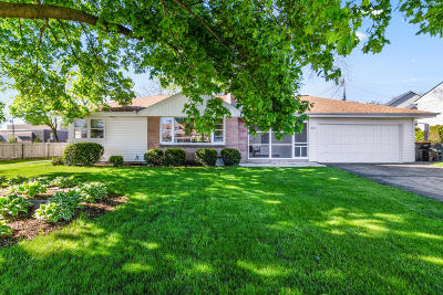 Single Family Home For Sale: 8319 W Bluemound Rd