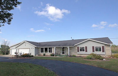 Cedarburg Single Family Home Active Contingent With Offer: 4117 Country Aire Dr