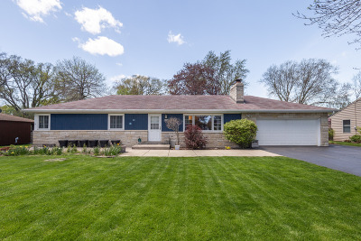 Milwaukee County Single Family Home Active Contingent With Offer: 8545 N Regent Rd