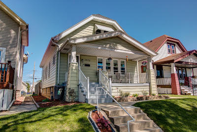 West Allis Single Family Home Active Contingent With Offer: 2052 S 70th St