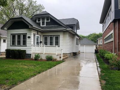 Wauwatosa Single Family Home For Sale: 2362 N 71st St